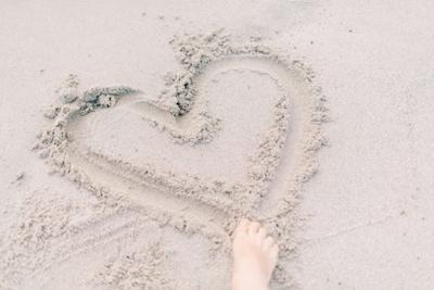 sand heart 400